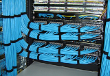 Cat6a Cabling Patch Panels